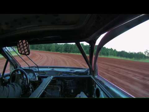 FWD Heat at Sumter Speedway 7/22/17