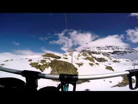 Alpe d'Huez Video Report: 2nd April 2015