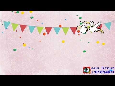 Best Baby Shower Invitation Video | PC - 0056