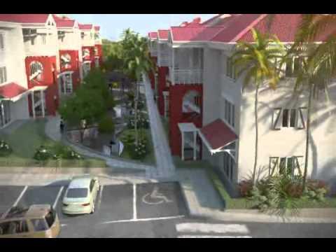 Résidence La Grivelière Baie-Mahault - Guadeloupe