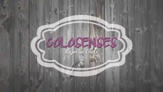 Video COLOSENSES 3:12-14 - HORIZONTE QUERÉTARO download MP3, 3GP, MP4, WEBM, AVI, FLV Desember 2017