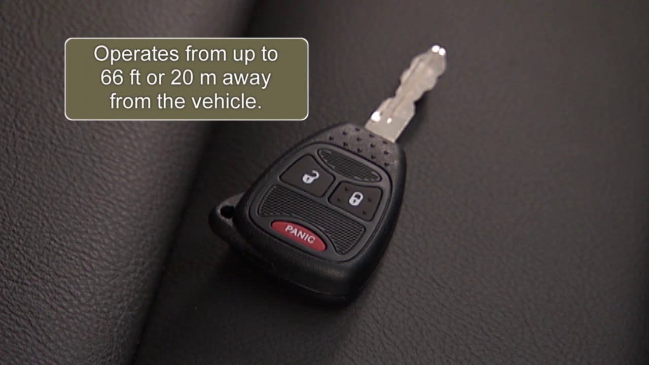 Key Fob How Key Fob Programming Lets You Unlock 2018 Jeep Wrangler Jk Using Keyless Entry Car Fob Youtube