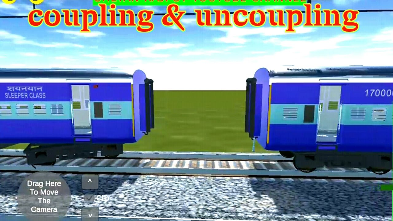 Coupling And Uncoupling : Trainzimulator coupling uncoupling feature youtube