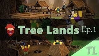 Lots of Silver! & more space Ep.1 | Roblox: Tree Lands [Beta]