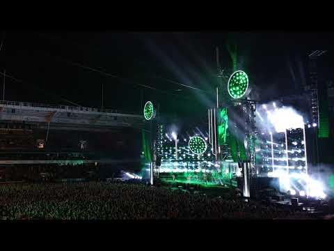 Rammstein - Du Riechst So Gut (Live Ullevaal Stadion, Oslo, Norway - August 18, 2019) HD