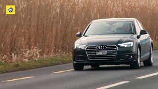 Audi A4 2.0 TDI Design DSG - Autotest