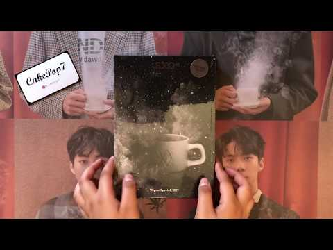 EXO '2017 Winter Special Album' Unboxing