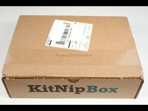 KitNipBox April 2016 Review/Unboxing + Coupon #KITNIPBOX