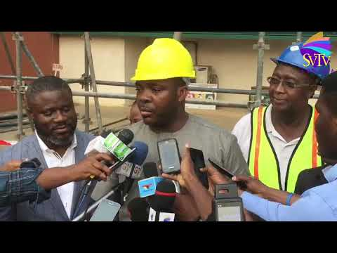 12.5MILLION CEDIS ALLOCATED FOR ACCRA SPORTS STADIUM RENOVATION - HON. ISAAC ASIAMAH