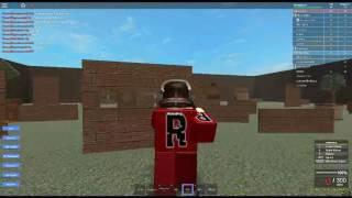 roblox | Playing airsoft V2