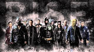 The Dark Knight Rises ost - 14.Ending Credits