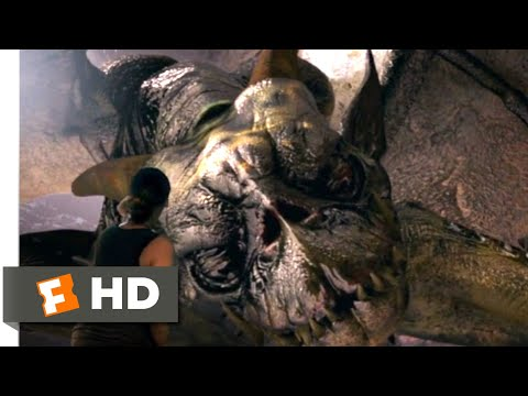Alien Convergence (2017) - The Alien's Lair Scene (3/9) | Movieclips