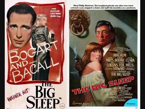 """TMBDOS! Episode 55: """"The Big Sleep"""" (1946 and 1978)."""