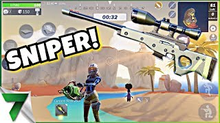snipers are amazing fortnite android clone creative destruction