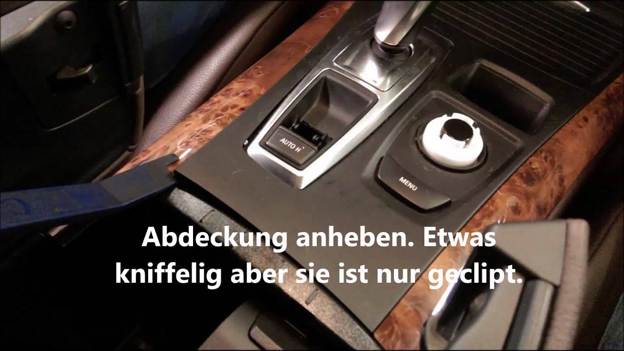 Bmw X5 Schalter F 252 R Feststellbremse Erneuern Bmw X5