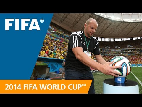 2014 FIFA World Cup™ -- adidas Stadium Captain