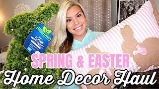 SPRING & EASTER HOME DECOR HAUL