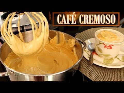 cafÉ-cremoso-com-apenas-3-ingredientes-i-rende-muito