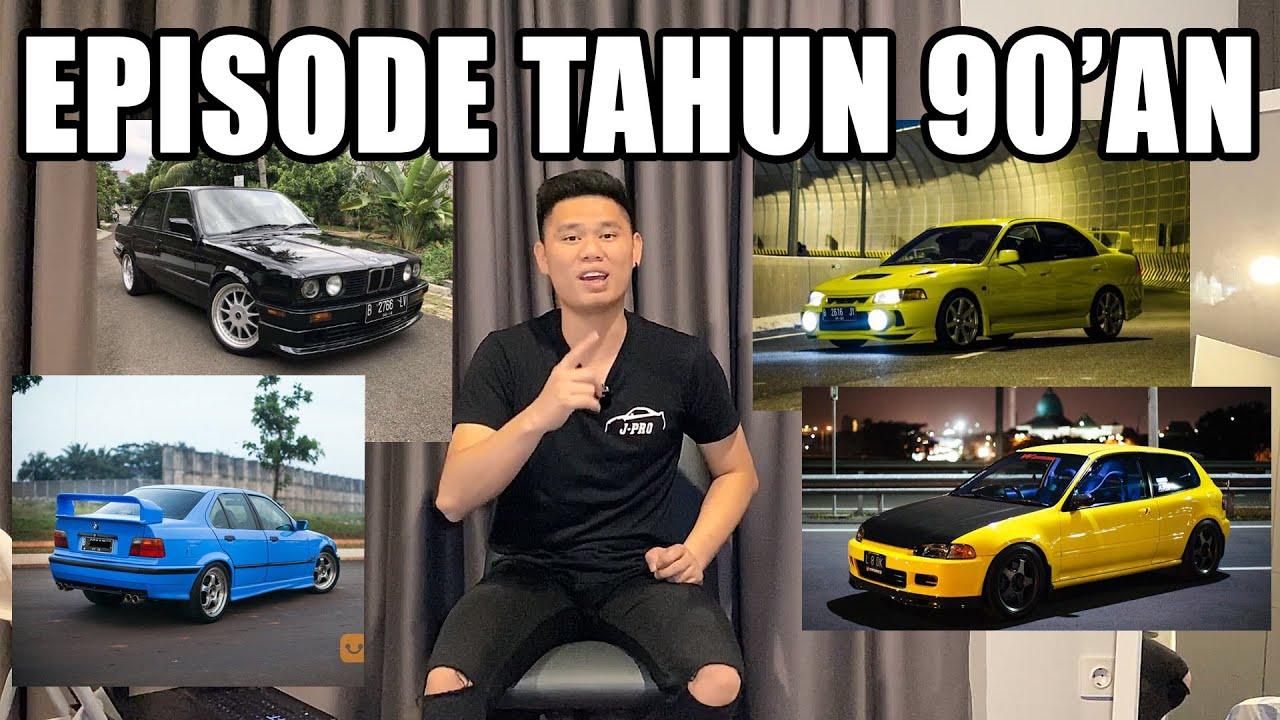 5 Mobil Tahun 90 An Yang Cocok Untuk Anak Kuliah Epsiode 1 Vlog 214 Youtube