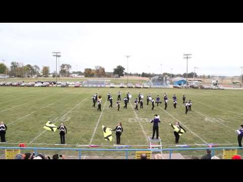 Arcola High School Marching Band - Whole Lotta Love