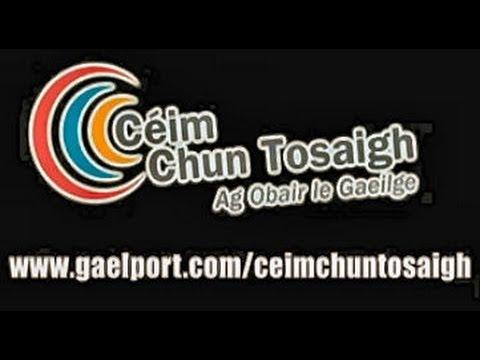 Céim Chun Tosaigh,ag Obair le Gaeilge,A step ahead,Working with the Irish language,TG4,career,gairm