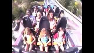 Watch Marykate  Ashley Olsen Screamin Steamin Slammin Jammin Really Scary Rides video