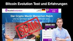 Ist Bitcoin Evolution Betrug? (Erfahrungen und Test) ❌