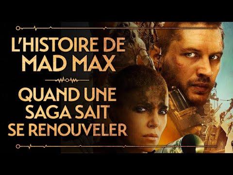 PVR #9 : MAD MAX - L'HISTOIRE DE LA FRANCHISE