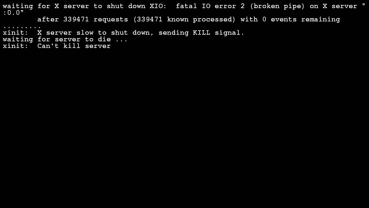 BSOD: From the XScreenSaver Collection, 1998