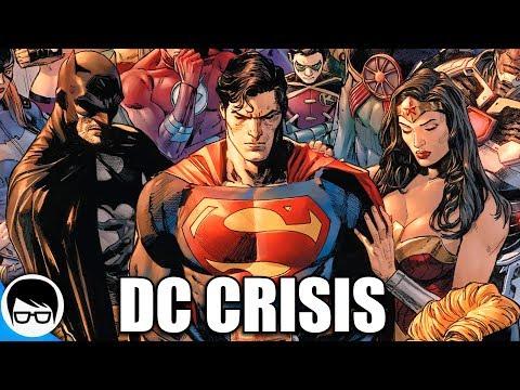 LA NUEVA CRISIS DE DC COMICS (2018) | Heroes in Crisis #1| COMIC NARRADO