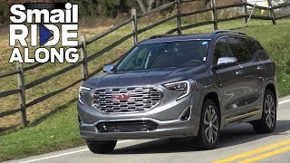 2018 GMC Terrain Denali - Review and Test Drive - Smail Ride Along
