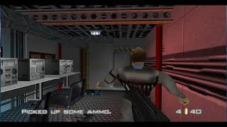 GoldenEye 007 - Agent Walkthrough - Part 7: Frigate