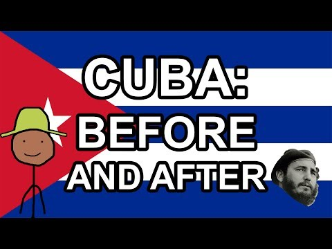 Cuba: Before and After the Revolution - The Story of When Mi