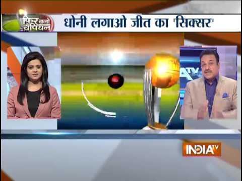 India vs Zimbabwe: Brendan Taylor Hits 138 as Zimbabwe Post 287 Runs in World Cup 2015 - India TV
