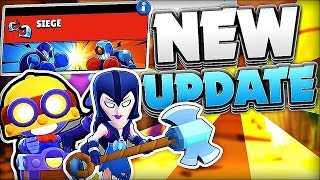 NEW BRAWLER AND GAME MODE!