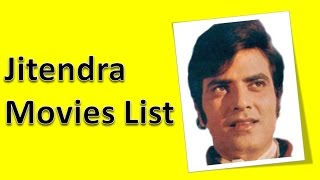 Jeetendra Movies List