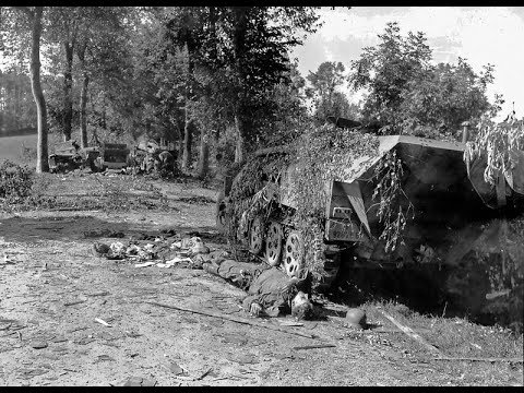Kessel von Falaise 1944 - Das ist das Ende
