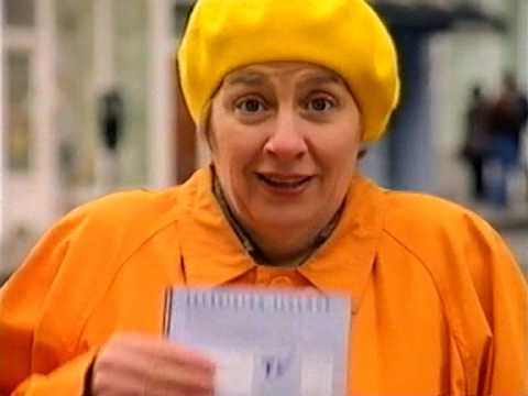 TV Licensing advert (Victoria Wood, Rowan Atkinson, Martin Clunes & Neil Morrissey, 1996)