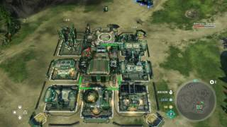 Halo Wars 2 - Mission 11 | The Halo | Legendary Difficulty