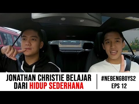 Image of Jonathan Christie KECEWA sama bulu tangkis? Boy William kaget! - #NebengBoy S2 Eps. 12