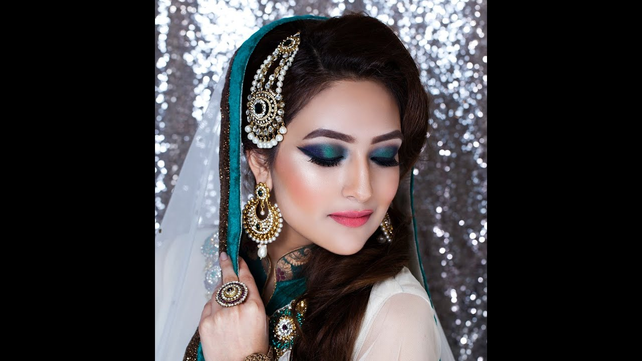 Zoebia Majeed mua ,Asian /Pakistani nikkah bridal makeup ...