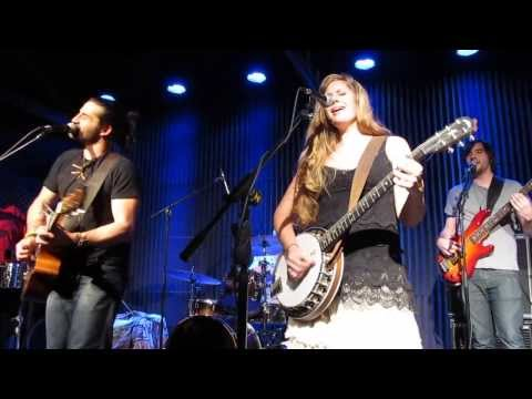 You Speak Girl - Adam Ezra Group - 2013 NOV 29 @ Tupelo Music Hall
