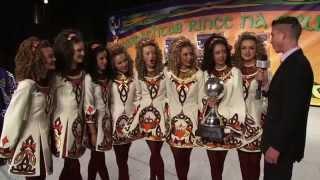 World Irish Dance Championships 2015 mid-week recap from VisionMixer.tv