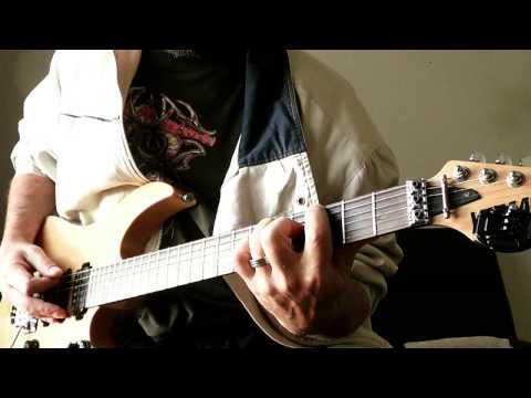 Def Leppard - Hysteria FULL Guitar Cover