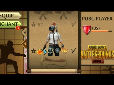 Shadow Fight 2 Mod The Most Powerful Pubg Player