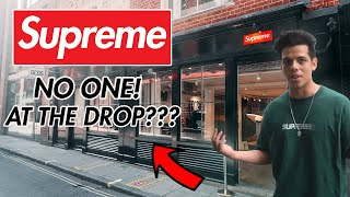 THE LONDON SUPREME STORE RE-OPENS!!! BUT...