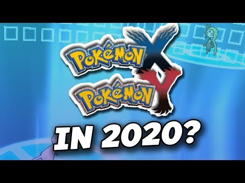 Do People Play Pokemon X And Y Online In 2020?!