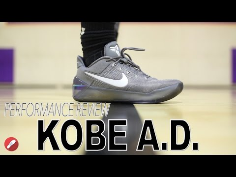 Nike Kobe A.D. Performance Review