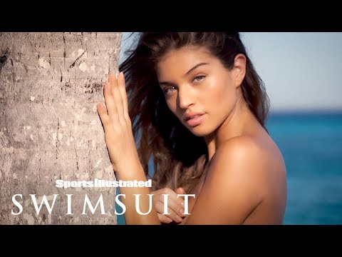 Daniela Lopez Invites You To Join Her Paradise Playtime | Intimates | Sports Illustrated Swimsuit