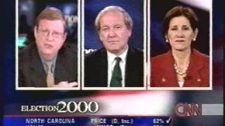 Election Night 2000 - from CNN - part 7!